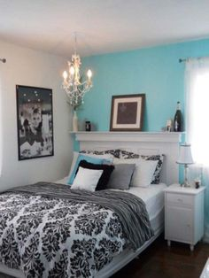 Gray And Blue Bedroom Ideas 45 beautiful and elegant bedroom decorating ideas | wall colors