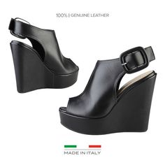 Made in Italia CLOTILDE  Wedge Dámské boty s klínem