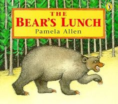 the bears lunch cover