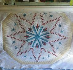 paper pieced quilt by Judy Niemeyer