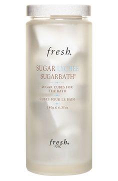 Fresh® Sugar Lychee Bath Cubes | Nordstrom