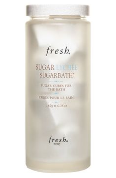 Fresh® Sugar Lychee Bath Cubes available at Nordstrom