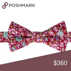 """Bow tie Tuesday pre tied Product Details Instant upgrade. Step up your or special-event look with this men's Bow Tie Tuesday tie.   PRODUCT FEATURES 2"""" x 4"""" Pre-tied design FABRIC & CARE Cotton Dry clean Accessories"""