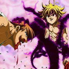 Nanatsu no Taizai saison 3 ♥ Regarder en Streaming ♥ Anime Seven Deadly Sins, Weekly Shonen Magazine, Meliodas Vs, Demon King Anime, Meliodas And Elizabeth, Le Clan, Seven Deady Sins, Tv Tropes, The Seven