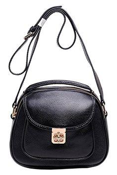 cf688c0d589a Tiny Chou Pure Color Water Resistant Premium Nylon Tote Handbag Green Cross  Body Shoulder Bag - Crossbody bags ( Amazon Partner-Link)