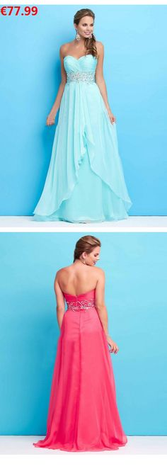 ba9a957afb81 422 Top Chiffon Abendkleider images | Ballroom gowns, Beautiful ...