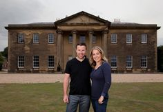 Sarah Beeny on the Restoration of Georgian Stately Home Rise Hall