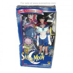 Sailor Moon Doll 11.5 inch 90s Sailor Mercury Irwin Extra Outfit Doll in Box Rare Sailor Moon Toys, Sailor Moon Art, 80s Characters, Sailor Moon Merchandise, Sailor Mercury, Dolls For Sale, Vintage Toys, Wands, Doll Clothes