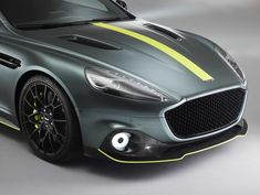 Aston Martin reveals the production version of the Rapide AMR.