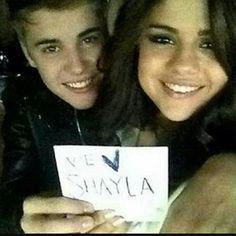 Selena Gomez and Justin Bieber Jelena