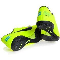 http://www.asneakers4u.com 2012 Nike Mercurial Victory III IC Soccer Shoes Light Green Black
