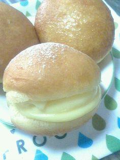 cream donuts