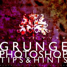 Free high resolution Photoshop texture and free grunge high resolution graphic... and a Photoshop tutorial too!#texture