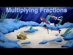 Multiplying Fractions Song: Multiply Fractions With Other Fractions www.numberock.com