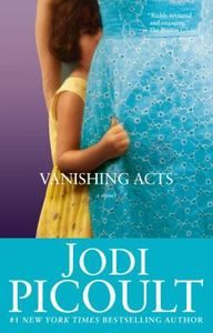 JODI PICOULT Vanishing Acts Trade Paperback Fiction Book Very Good Condition pb