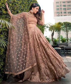 The Peach Project by Ayesha Indian Wedding Outfits, Pakistani Outfits, Indian Outfits, Indian Weddings, Wedding Dresses, Indian Attire, Indian Ethnic Wear, Desi Clothes, Indian Clothes
