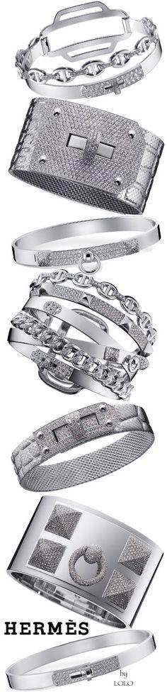 Hermes bracelets: