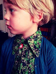 Retro#boy#fashion#grassgreen#kikkid