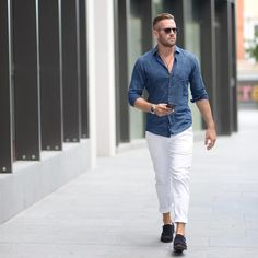 awesome 50 Captivating Casual Attire Ideas for Men - A Fascinating Blend Check more at http://stylemann.com/best-casual-attire-ideas-for-men/