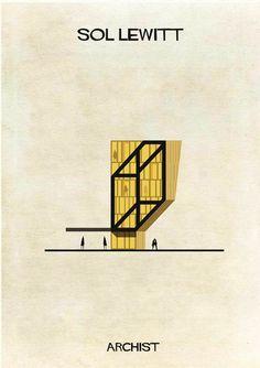ARCHIST CITY – Des maisons inspirés par les grands artistes de l'art contemporain (image)