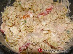 Δροσερή μακαρονοσαλάτα συνταγή από souel - Cookpad