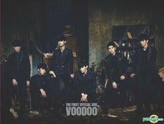 YESASIA: Vixx - The First Special DVD: VOODOO (DVD) (2-Disc) (Korea Version) GROUPS,DVD,MALE STARS - Vixx - Korean Concerts & Music Videos -...