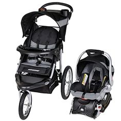 Amazon.com : Baby Trend Expedition Jogger Travel System, Millennium White : Baby Toddler Stroller, Car Seat And Stroller, Stroller Cover, Umbrella Stroller, Jogging Stroller, Pram Stroller, Baby Car Seats, Travel Stroller, Autos