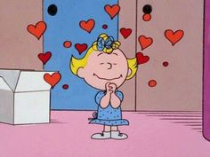 Find GIFs with the latest and newest hashtags! Search, discover and share your favorite Valentine'S Day GIFs. The best GIFs are on GIPHY. Snoopy Love, Sally Brown, Platonic Love, Animated Gifs, Heart Gif, Charlie Brown And Snoopy, Lizzie Mcguire, Animation, Valentine's Day