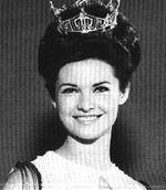 1967  Jane Jayroe   Laverne, Oklahoma  TULSA, OKLAHOMA - Miss America 1967