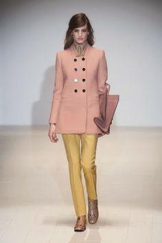 Gucci @ Milan Fashion Show winter 2014-15 - video
