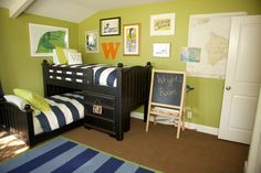Floating Bunk Bed Design, Pictures, Remodel, Decor and Ideas - page 73