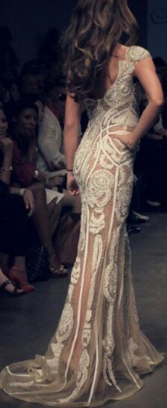 Lace Gown ♥