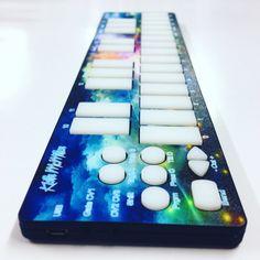 Keith McMillen Qunexus custom styleflip skin created online at www.styleflip.com  #custom #diy #design #keepitsexy #styleflip #dj #edm #turntable #music #electronicmusic #beats #djlife #djlifestyle