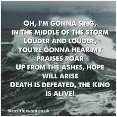 Praise And Worship Quotes, Praise Songs, Worship Songs, Christian Music Lyrics, Christian Songs, Bible Verses Quotes, Faith Quotes, Scriptures, Hallelujah Lyrics
