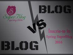 Spring SuperBlog 2016 Recent am primit un mail de la portalul toateblogurile.ro in care mi se prezinta faptul ca in curand se va lansa o ...