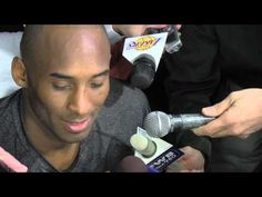 The Lakers talk to the press after their win against the Knicks on Christmas Day