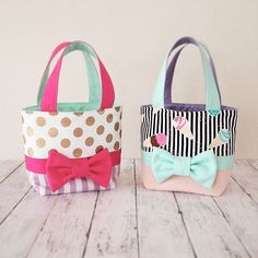 Pouch Bag, Tote Bag, Bags 2017, Fabric Bags, Quilted Bag, Kids Bags, Gifts For Girls, Mini Bag, Purses And Bags