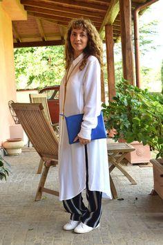 How to wear a long shirt #fashion #fashionblog #fashionblogger #streetstyle