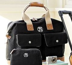 Luggage, Carry On Luggage & Luggage Sets | Pottery Barn