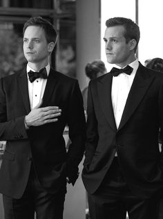 Mike & Harvey, Suits