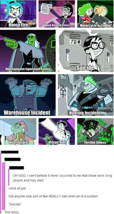 Danny Phantom was one of my favorite shows.<< I don't think a person on earth could not like Danny Phantom. Childhood Ruined, Right In The Childhood, Childhood Memories, Geeks, Cn Fanart, Fantasma Danny, Memes Arte, Randy Cunningham, My Candy Love