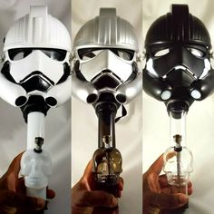The force is strong with this one. I'm keeping a black one for myself  Which one you want? Buy and Sell on our tobacco pipe marketplace. High Quality Glass & Smoking Accessories #smoshe #headshop #pipes #smoke #smokeshop #maytheforcebewithyou #theforceisstrongwiththisone #starwars #gamer