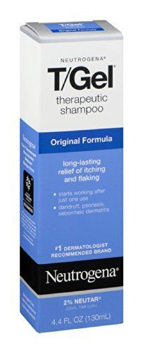 Neutrogena T/Gel Therapeutic Shampoo Original Formula ** This is an Amazon Affiliate link. You can get more details by clicking on the image.