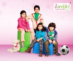 Jambini Winter Dresses for Kids 2014 2015 Collection with Pics. Jambini winter collection have western wear jeans, tops, frocks, tights, shirts for boys girls