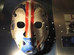 Grant Fuhr Mask | Flickr - Photo Sharing!