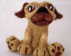 pug sculpture step by step - Поиск в Google