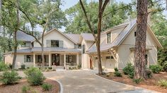 Efficiently Design; Low Country Style HWBDO77548 Low Country from BuilderHousePlans.com