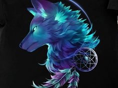 Wish apon a wolf Cute Animal Drawings, Cute Drawings, Fantasy Wolf, Fantasy Art, Marshmello Wallpapers, Wolf Spirit Animal, Wolf Artwork, Wolf Wallpaper, Wallpaper Pictures