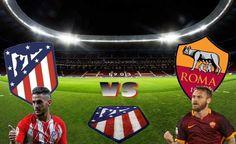 Atlético de Madrid 2-Roma 0 22-11-2017. Aupa Atleti!!