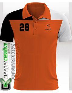 We Redesign Our Polo for You Polo Shirt Outfits, Mens Polo T Shirts, Polo Tees, Golf Shirts, T Shirt Logo Design, Polo Shirt Design, Shirt Designs, Camisa Polo, Polo Fashion